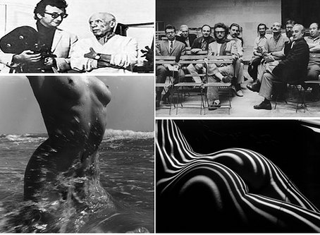 Lucien Clergue, passion photo et amour du nu