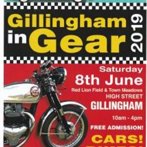 Gillingham in Gear
