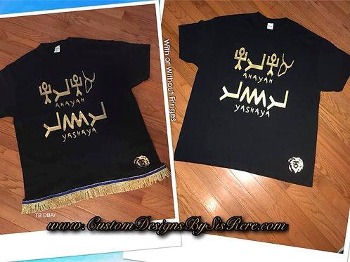 NEW!!! Ahayah ~ Yashaya Shirt