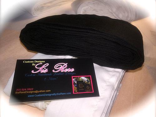 COLORED Mitre Head Wrap