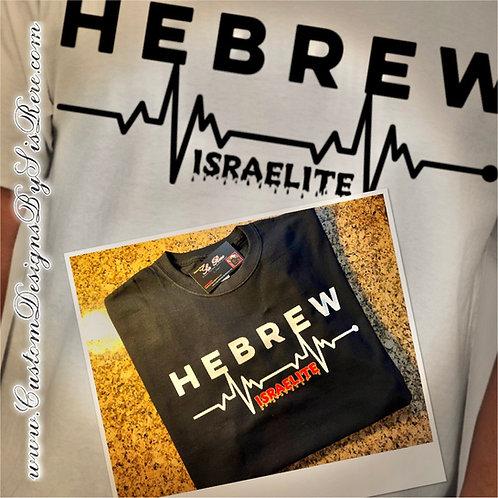 Hebrew Israelite Life~Line~Blood Shirt