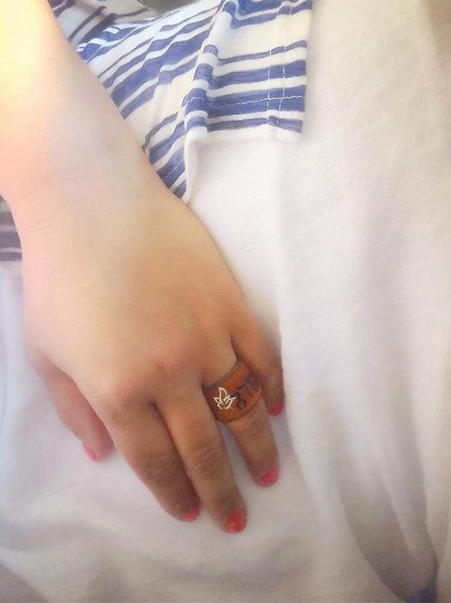 Tribal Ring (Hebrew)
