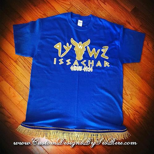 Tribal Shirt w Tribal Symbol & Scripture