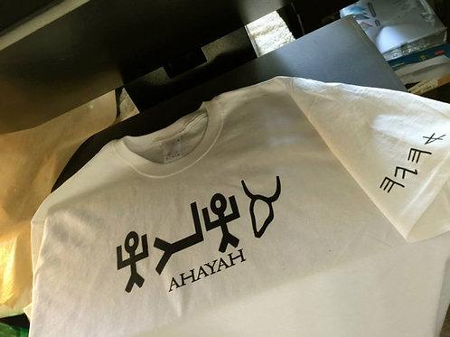 AHAYAH T-Shirt (No Fringes)