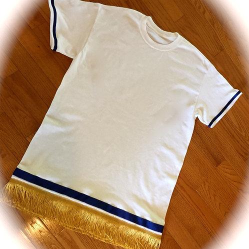 Shirt Gold Fringes & Border (Arms & Waist)