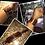 Thumbnail: Studded Buckle Wrist Cuff