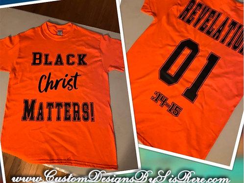Black Christ Matters!