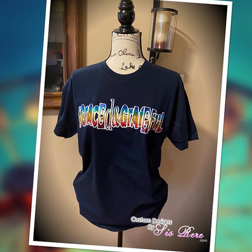 #Graced&Grateful Sister T-shirt