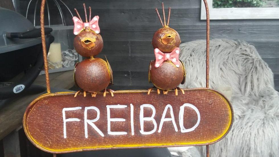 """Vogeltränke """"Freibad"""""""