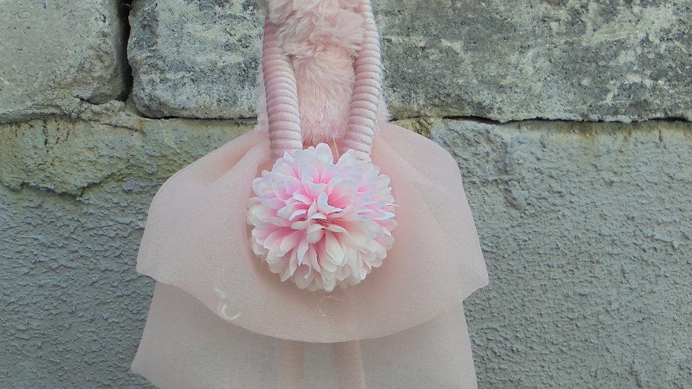 Puppe mit Tüllrock