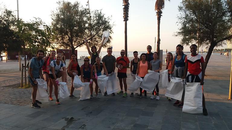 Plogging Barceloneta- NO MORE PLASTIC