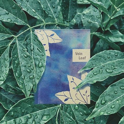 TRUEGRASSES Paper Notobook - Veins Of Nature
