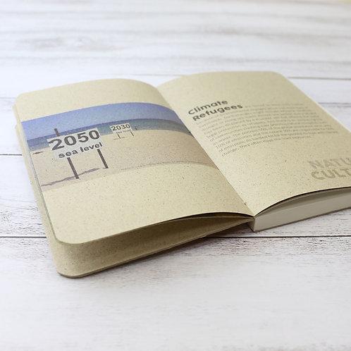 TRUEGRASSES Paper Notebook 4x6