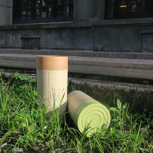 SUI Bottle (Green / Latte)