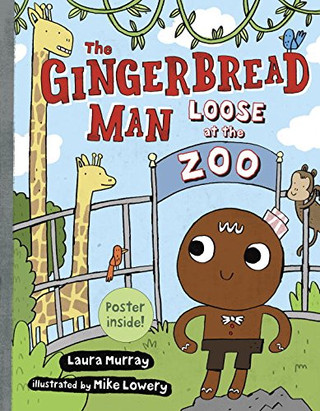 Mrs. Wake & her Third Graders Review The Gingerbread Man Loose in the Zoo!