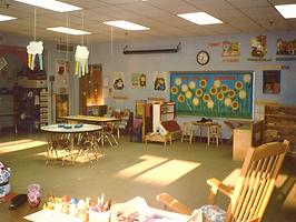 Laura Murray Classroom