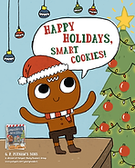 Gingerbread Man Loose at Christmas Poster