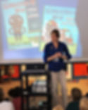 Laura Murray School Visit