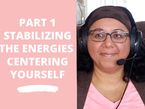 Stabilizing the Energies Part 1