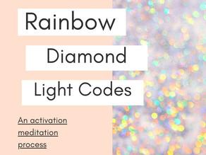 Rainbow Diamond Light Code