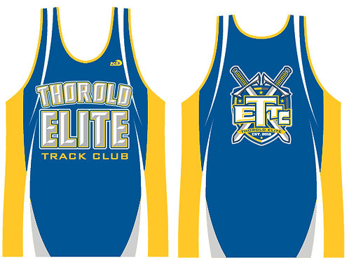 Thorold Elite TC Singlet