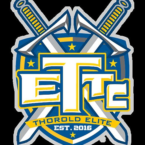 Thorold Elite Track Club Membership (FULL YEAR/ MTA AGE ONLY)
