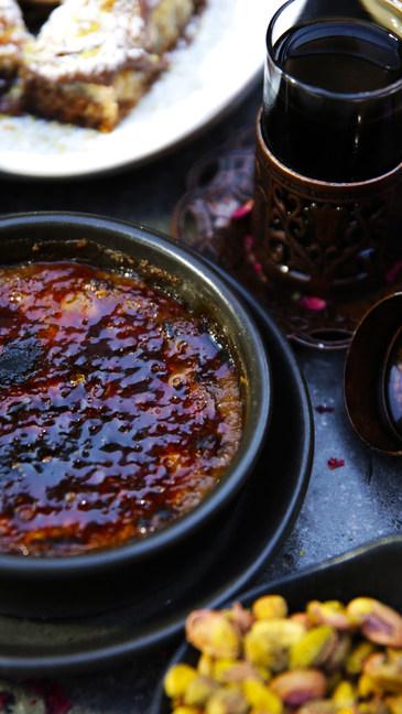 Coffee Caramel Crème Brûlée