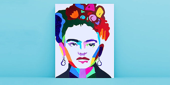Portraits of Frida