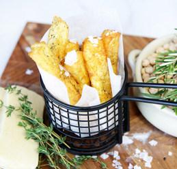 Hand-Cut Potato Chips