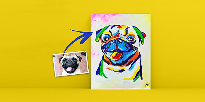 Paint Your Pet (Sold Out)