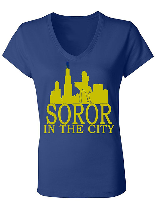 SOROR IN THE CITY 2014 S-EDITION