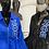 Thumbnail: Peplum Line Jacket - ZΦΒ blue