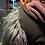Thumbnail: Green Fur Sleeve Hoodie