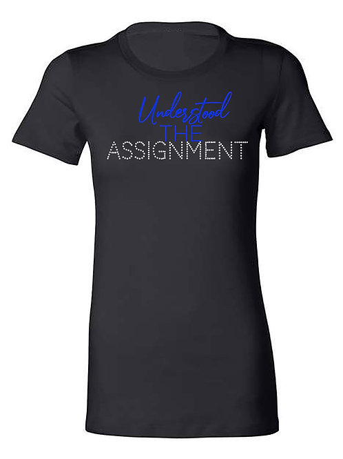 UNDERSTOOD the Assignment-BW PREORDER