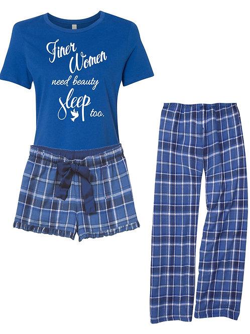 FINER WOMEN Pajama Set