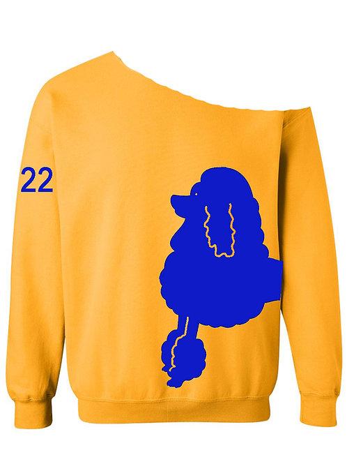 Pretty Poodle Sweatshirt