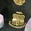 Thumbnail: AKA Black + Gold Chrome Tee