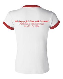 18TH DELTAVERSARY tshirts