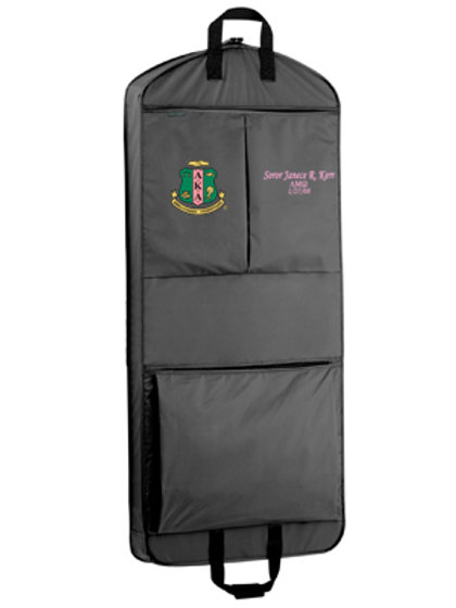 PERSONALIZED GARMENT BAG-AKA