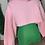 Thumbnail: AKA Cropped & Hooded Shrug-pink