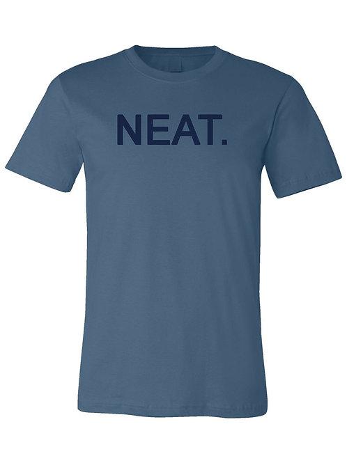 NEAT. Tee - Blue