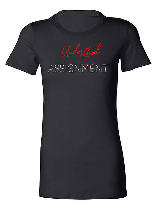 UNDERSTOOD the Assignment-RW PREORDER