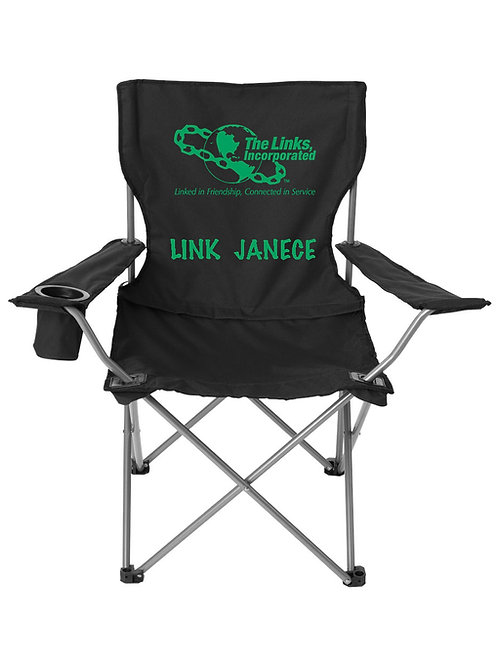 LINKS LAWN CHAIR-PERSONALIZED