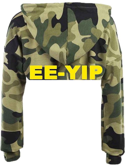 EE-YIP Camo Shrug