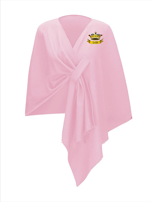 TLOD Shawl - Pink