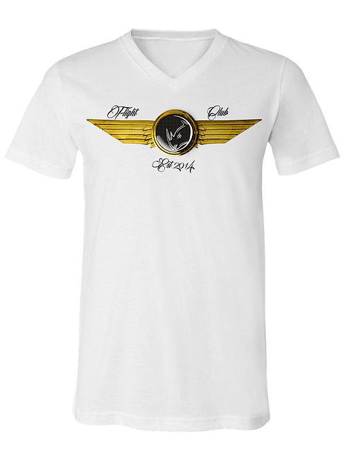 MEN'S FLIGHT CLUB Tshirt-Vneck