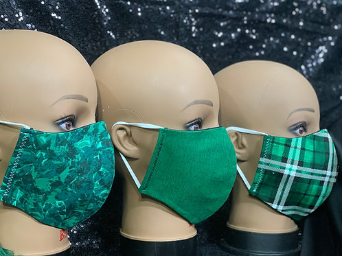LINKS Mask SET - 3pc