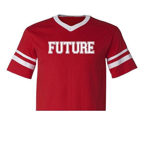 FUTURE Varsity Tee -Red
