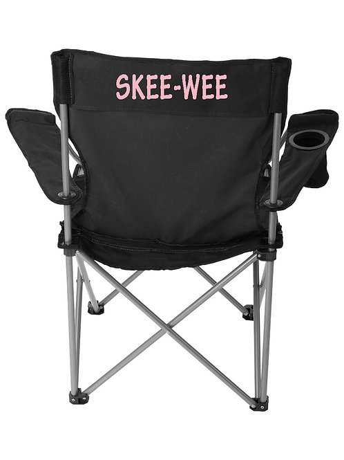 AKA LAWN CHAIR-PERSONALIZED BACK