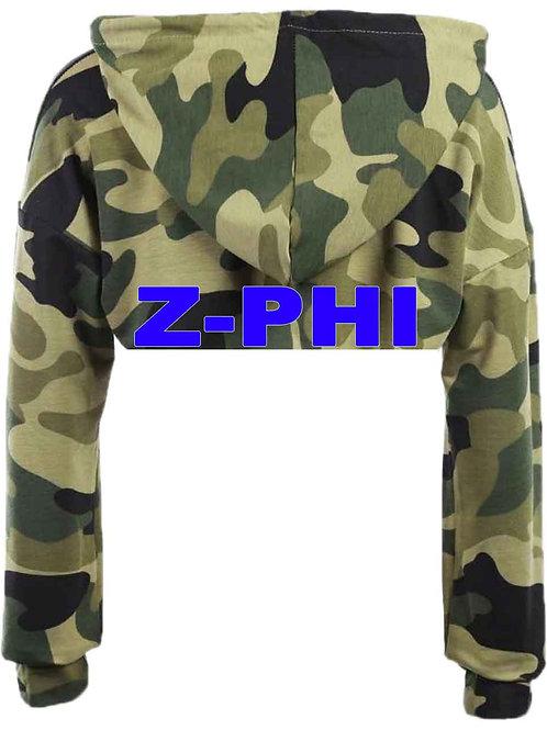 Z-PHI Camo Shrug
